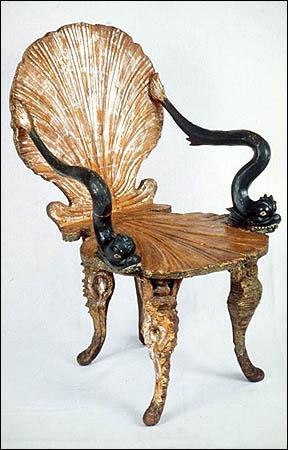 Matisse's Venetian Chair