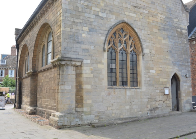 The Cromwell Museum