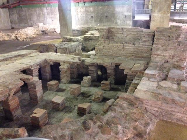 Billingsgate Roman House & Baths