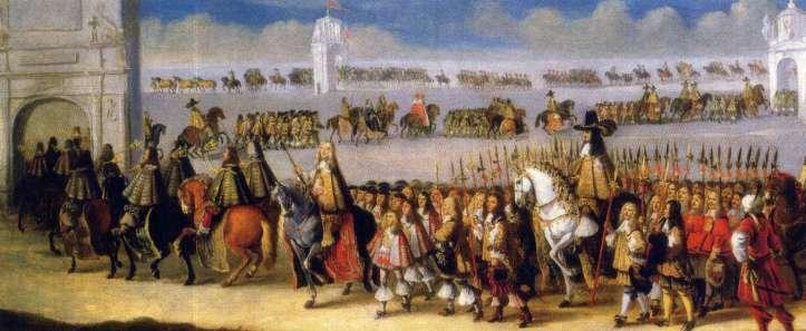 Charles II - Household Cavalry