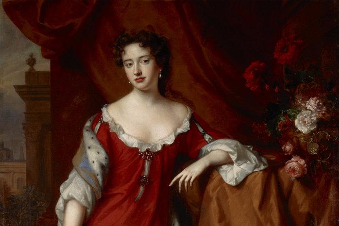 Queen Anne - portrait