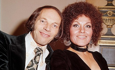 CLEO LAINE AND JOHNNY DANKWORTH - 1975