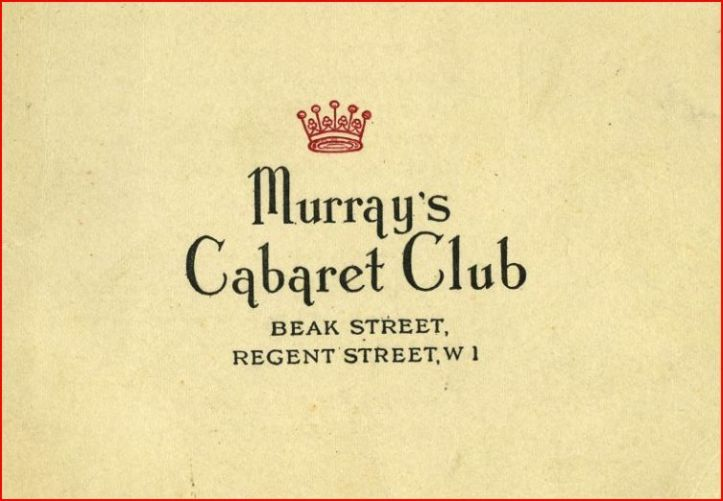 Murray's Cabaret Club