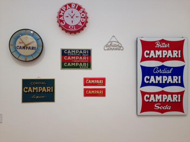 Campari plaques