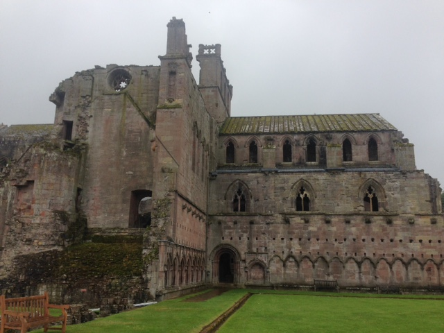Melrose Abbey 03
