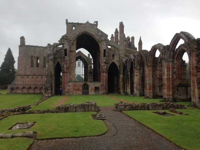 Melrose Abbey 04