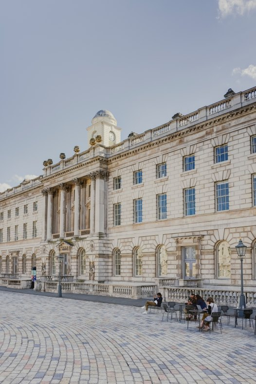Somerset House by Mike Stezycki