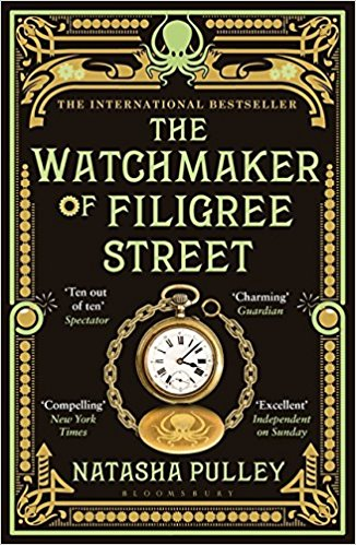 The Watchmaker of Filigree Street - N Pulley
