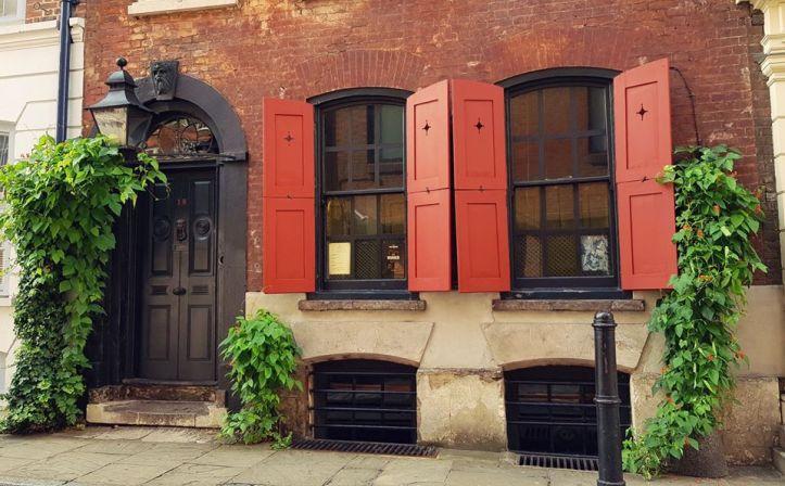 Dennis Severs House - exterior